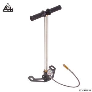 Image 1 - 4500PSI PCP Pump 3 Stage Airgun PCP Pump air Rifle High Pressure Pcp Hand Pump with Air filter 40Mpa Gauge Paintball Pump