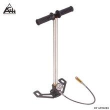4500PSI PCP Pumpe 3 Bühne Luftgewehr PCP Pumpe luftgewehr Hochdruck Pcp Handpumpe mit luftfilter 40Mpa Gauge paintball Pumpe