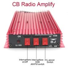CB радиоусилитель мощности BJ 300 HF усилитель 3 30 МГц 100 Вт FM 150 Вт AM 300 Вт SSB Walkie Talkie CB усилитель BJ300 PLUS
