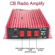 CB רדיו מגבר כוח BJ 300 HF מגבר 3 30MHz 100W FM 150W AM 300W SSB מכשיר קשר CB מגבר BJ300 בתוספת