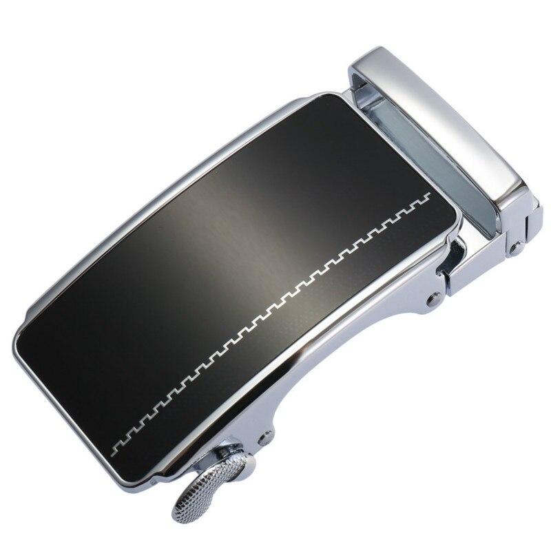 Genuine Men's Belt Head,Belt Buckle,Leisure Belt Head Business Accessories Automatic Buckle Width 3.5CM Luxury Belts LY136-21860