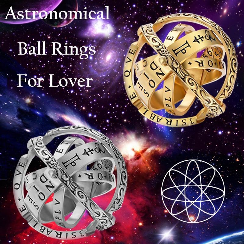 Astronomical Finger Ring