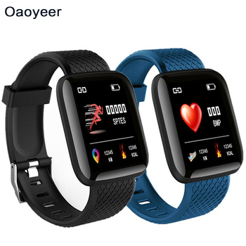 D13 Smart Watches Heart Rate 116 Plus Smart touch watch Wristband Sports Watches Smart Band men women IP67 Waterproof Smartwatch