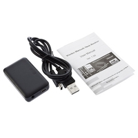 Receptor de Audio y música estéreo 2,0, inalámbrico, con Mini Cable de alimentación USB, para IPod, IPhone, PC, portátil