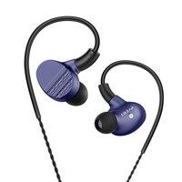 KBEAR Flaggschiff Kopfhörer Hi7 6BA + 1DD Hybrid In Ohr Kopfhörer  Spezielle Empfehlung Für
