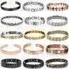 Men Women Therapeutic Energy Healing Magnetic Bracelet Therapy Arthritis Jewelry 1