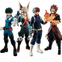 Figurine Originale Masterlise Boku pas de héros académique My Hero Academia Anime jouets Figurine Bakugo Katsuki Todoroki Shoto Midoriya Kirishima