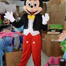 Маскарадный костюм Микки Мауса, нарядное платье для выступлений, наряд на карнавал для взрослых