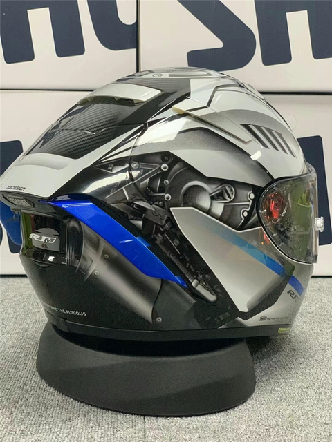 SHOEI X14 YZF-R1M Special Edition 5
