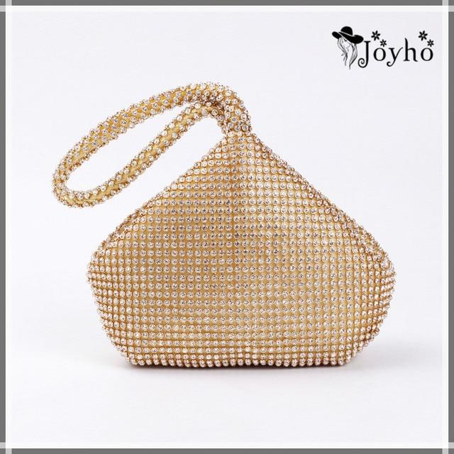 Bolso de noche con cuentas suaves para mujer, 4 colores, estilo abierto, para boda, bolso de mano con brillo, para regalo de Año Nuevo