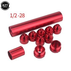 Image 3 - Alüminyum 1/2 28 veya 5/8 24 araç yakıt filtresi 1X7 veya 1X13 araba Solvent tuzak NAPA 4003 WIX 24003
