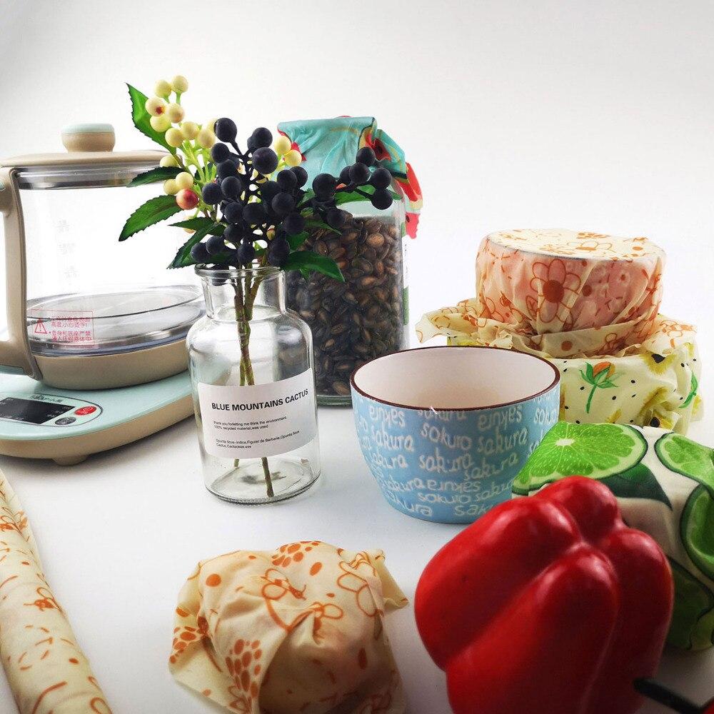 Многоразовая силиконовая обертка эластичная пищевая пленка для