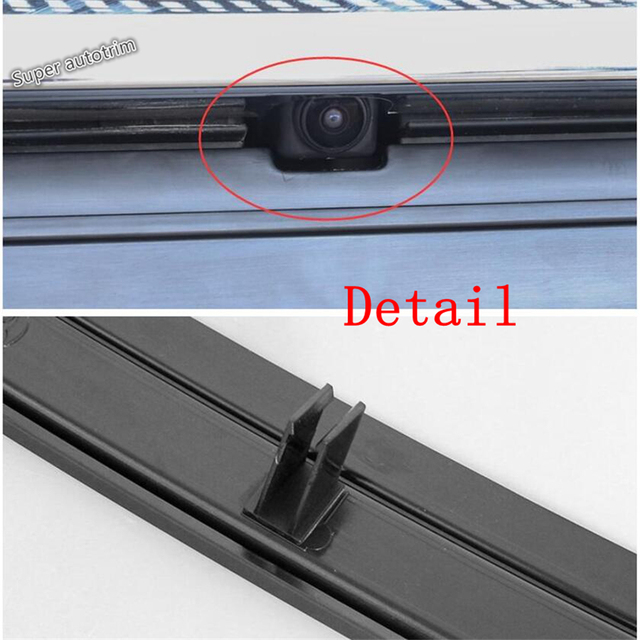 Lapetus Front Grille Insect Net Insect-proof Leaves Cover Trim Fit For Nissan Rogue T32 X-Trail 2017 - 2020 Accessories Exterior 6