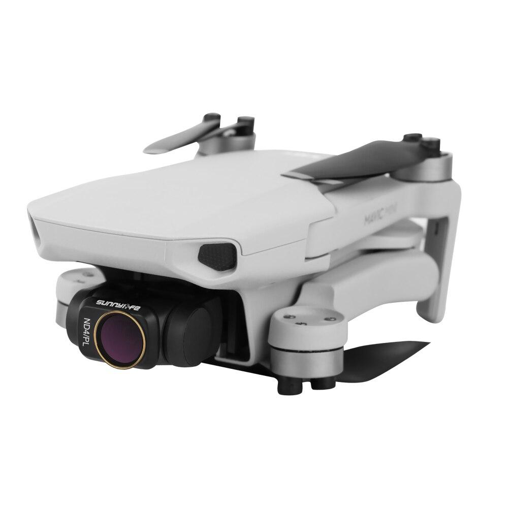 Drone Accessories RC Drone Anti Scratch Lens Filter Set for Mavic Mini ND CPL NDPL MCUV Drone Camera Lens Filters Set for Mavic Mini