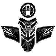3D nakładki ochronne na zbiornik motocykla korek zbiornika paliwa naklejka Case dla Triumph Tiger 800 2010-2018 2011 2012 2013 2014 2015 2016 2017