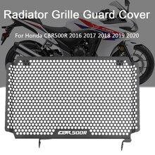 CBR500R 2016-2020 dla Honda CBR 500R 2019 2018 2017 CBR500 R grzejnik motocyklowy kratka ochronna osłona chłodnicy oleju akcesoria