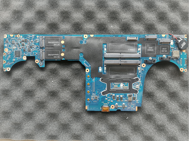 FOR Dell Precision 15 7530-i7 8750h 4.1ghz Motherboard (xm3hc) 2
