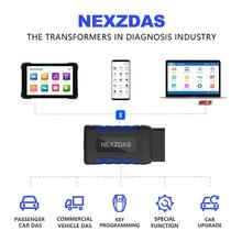HUMZOR NexzDAS full system Auto OBD2 Car Diagnostic Tool Key Programmer Code Reader Automotive Scanner PK Easydiag AP200