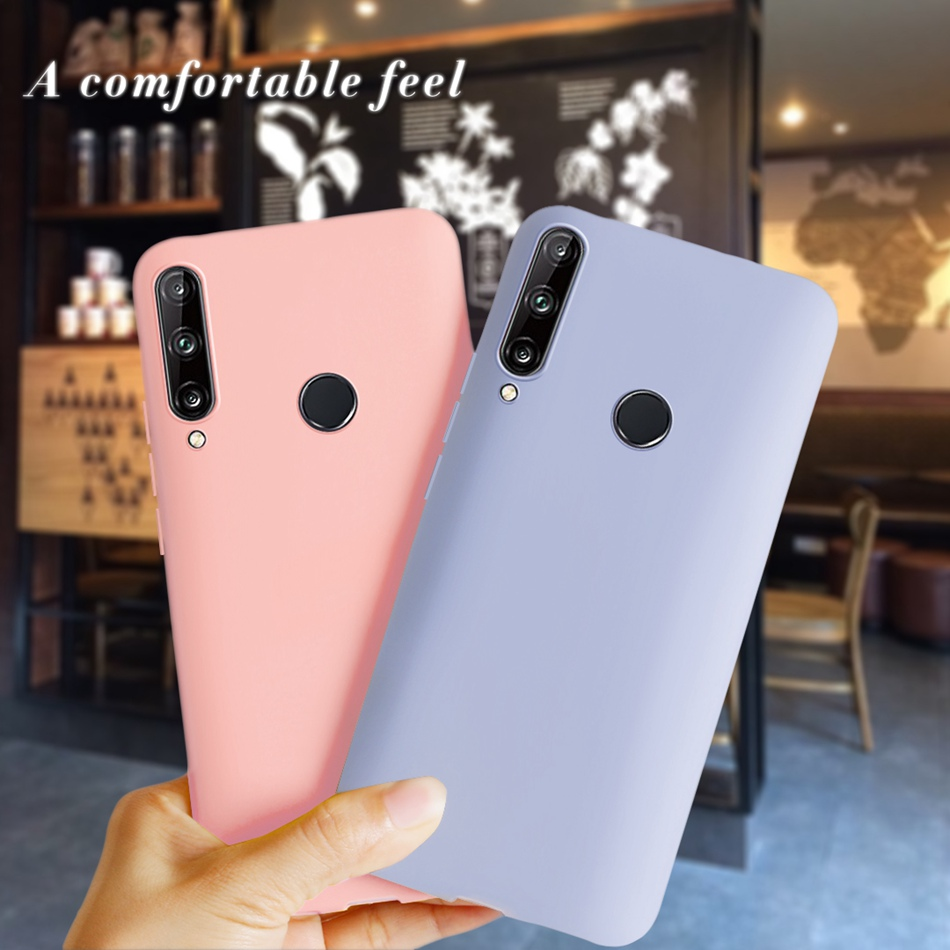 For Huawei Honor 9C Case Honor 9C 2020 Candy TPU Silicone Back Case For Huawei Honor 9C 9 C AKA-L29 Soft Phone Covers Funda