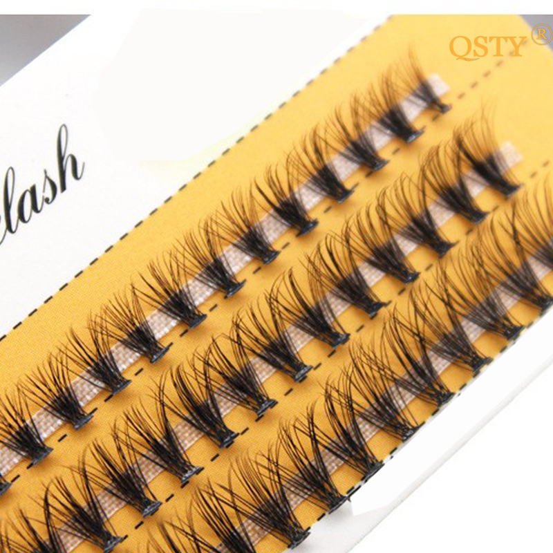 3 Lines 20D Russian Volume color Eyelashes Extension C/D/DD Curl Premade Fans Lash Hot Selling Eyelash Individual Extens(China)