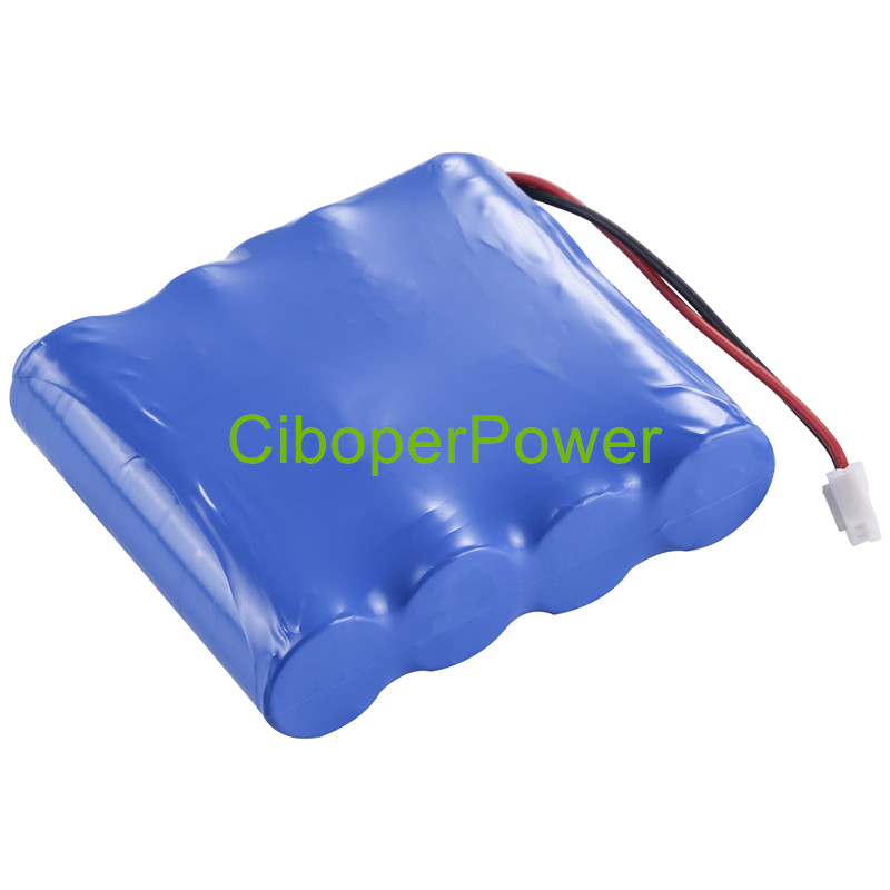 Remplacement pour les cellules de batterie importées de haute qualité PM-7000 la batterie pour PM-7000 ECG EKG moniteur de signes vitaux ADK-GP-4S2200 - 5