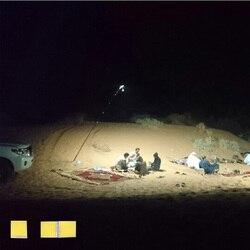 224 قطعة لوحات المصابيح x 2 COB 12 فولت LED تلسكوبي الصيد رود فانوس خارجي التخييم ضوء لرحلة الطريق