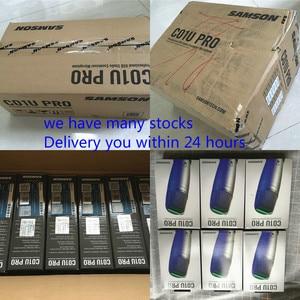 Image 5 - Offres spéciales 1 pièces 2 pièces 4 pièces 100% original Samson C01u Pro USB Microphone à condensateur de Studio professionnel micro de surveillance en temps réel