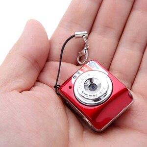 Image 2 - X3 Portable Micro Digital Camera HD High Denifition Pocket Mini Camera DV Camcorder 32GB TF/MicroSD DVR Driving Recorder Cam