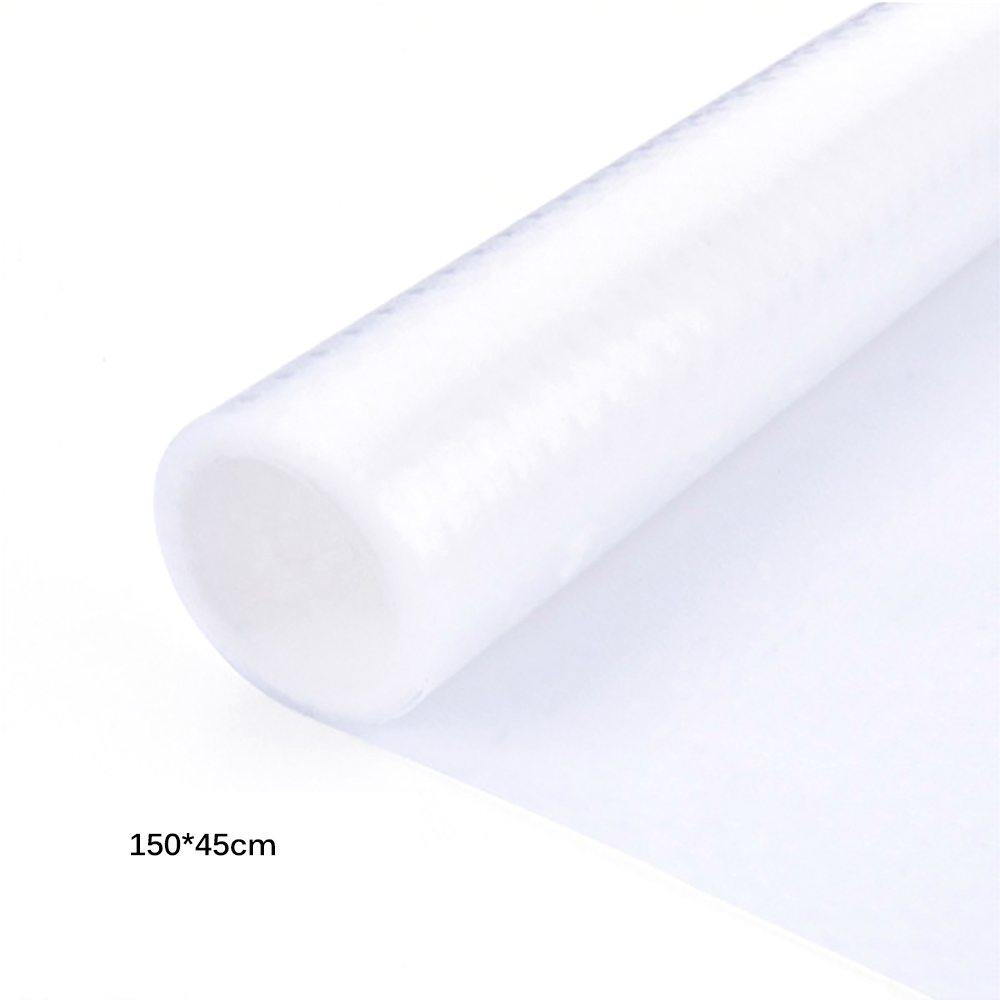 Contact Paper Non Adhesive Shelf Liner Home Décor Non Slip Drawer Liner Washable