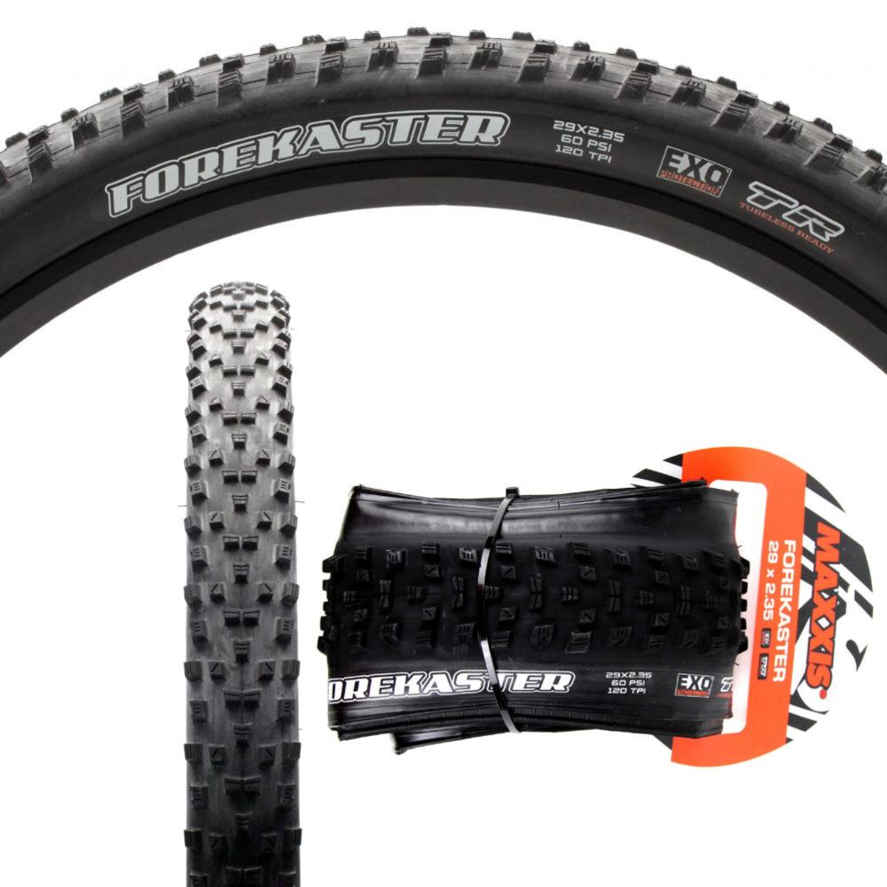 Maxxis Forekaster EXO Tubeless Ready <font><b>29x2.2</b></font> 29x2.35 MTB Folding Tire Mountain bike tire Bicycle Tires image