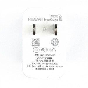 Image 5 - Huawei super ładowarka 40W oryginalny 10V4A szybko SuperCharge kabel usb adapter dla p20 p30 pro mate 30x20 pro Honor Magic 2 Nova 5 6