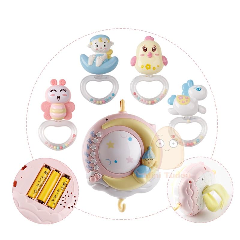 Մանկական խռխռոց օրորոցի շարժական - Խաղալիքներ նորածինների համար - Լուսանկար 4