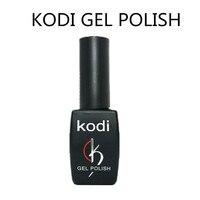 KODI żel 8ml Nail Art kodi żel profesjonalny Pure Color UV żelowy lakier do paznokci led długotrwały lakier typu soak off lakier żelowy podkład