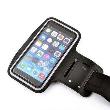 4-5 дюймов Универсальный держатель для телефона для занятий спортом на открытом воздухе чехол для Samsung тренажерный зал для бега сумка для тел...