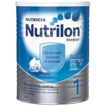 Молочная смесь Nutrilon Комфорт 1 с рождения 900 гр
