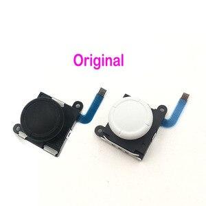 Image 2 - 닌텐도 스위치 조이 콘 & 라이트 컨트롤러에 대한 원래의 새로운 3D 아날로그 조이스틱 엄지 손가락 스틱 센서 교체