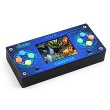 وحدة تحكم بجهاز لعب محمول صغير راسبيري بي زيرو واط واط لعبة ريتروبي ويف gamabi20 لعبة فيديو لاعب