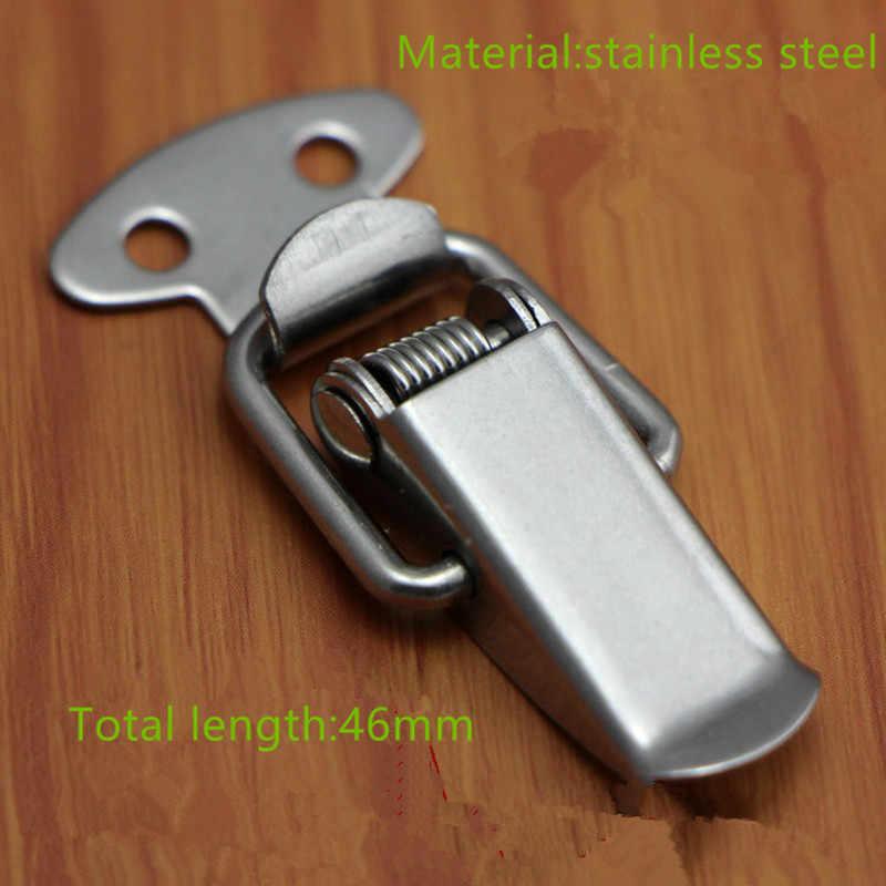 6 sztuk sprężynowy walizka w klatce piersiowej skrzynka narzędziowa blokowanie zamków przełącz zatrzask blokada zamkowa sprzętu, bezpieczne i wygodne, jest twój wybór