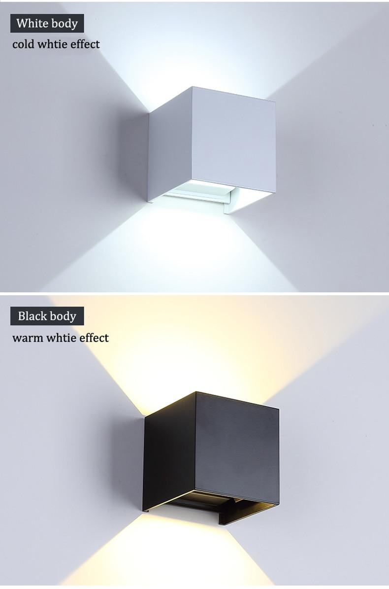 LED Wall lights (9)