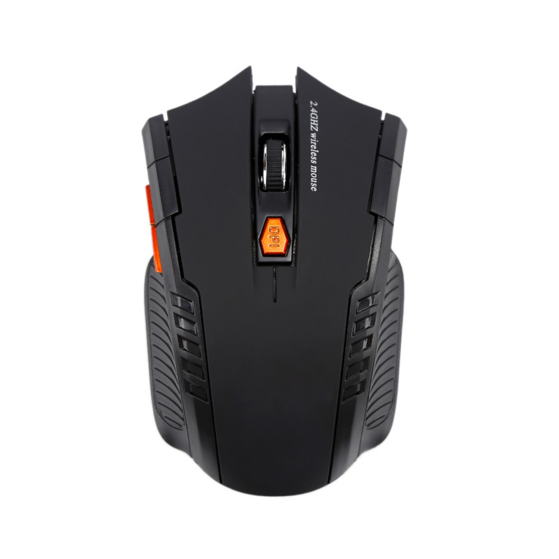 2.4GHz Wireless Mouse 1PC USB Receiver Botebook Mouses 1600DPI 6 Buttons Gaming Mouse New Laptop Mini Mice USB Computer Mouses