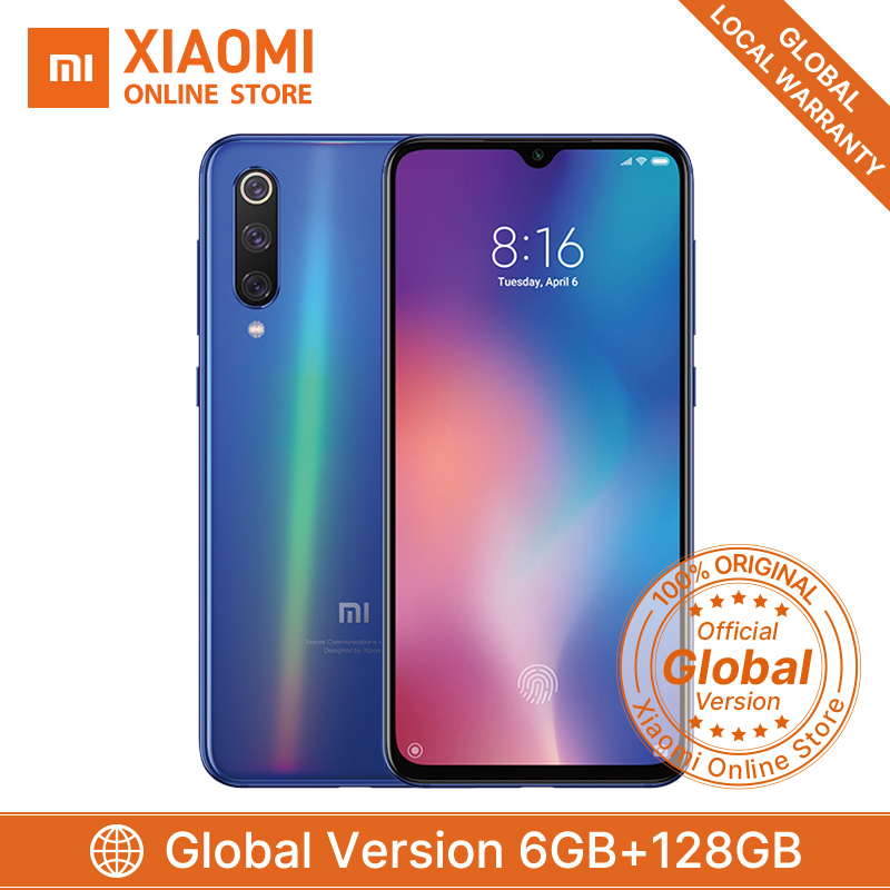 <font><b>Global</b></font> Version <font><b>Xiaomi</b></font> Mi 9 SE 6GB <font><b>128GB</b></font> Smartphone Snapdragon 712 Octa Core 5.97' AMOLED <font><b>Mi9</b></font> SE 48MP 20MP Camera Mobile Phone image