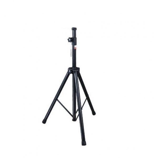 Профессиональная стойка SPS-502 для акустических систем, колонок с адаптером (Черный)