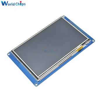 "5.0"" 5.0 inch 800x480 TFT LCD Module Display Touch Panel + SSD1963 For 51/ AVR/ STM32 800*480 LCD Display Module Screen Touch - DISCOUNT ITEM  11 OFF Electronic Components & Supplies"