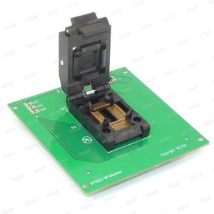 Image 3 - Il Trasporto Libero 100% Originale Nuovo DX3013 Adattatore per Xeltek Superpro 6100/6100N Programmatore DX3013 Presa