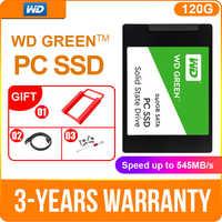 Western Digital WD SSD PC VERDE 120GB 240GB 480GB Drive de Estado Sólido Interno 1TB laptop SSD 6 GB/s SATA para o Portátil