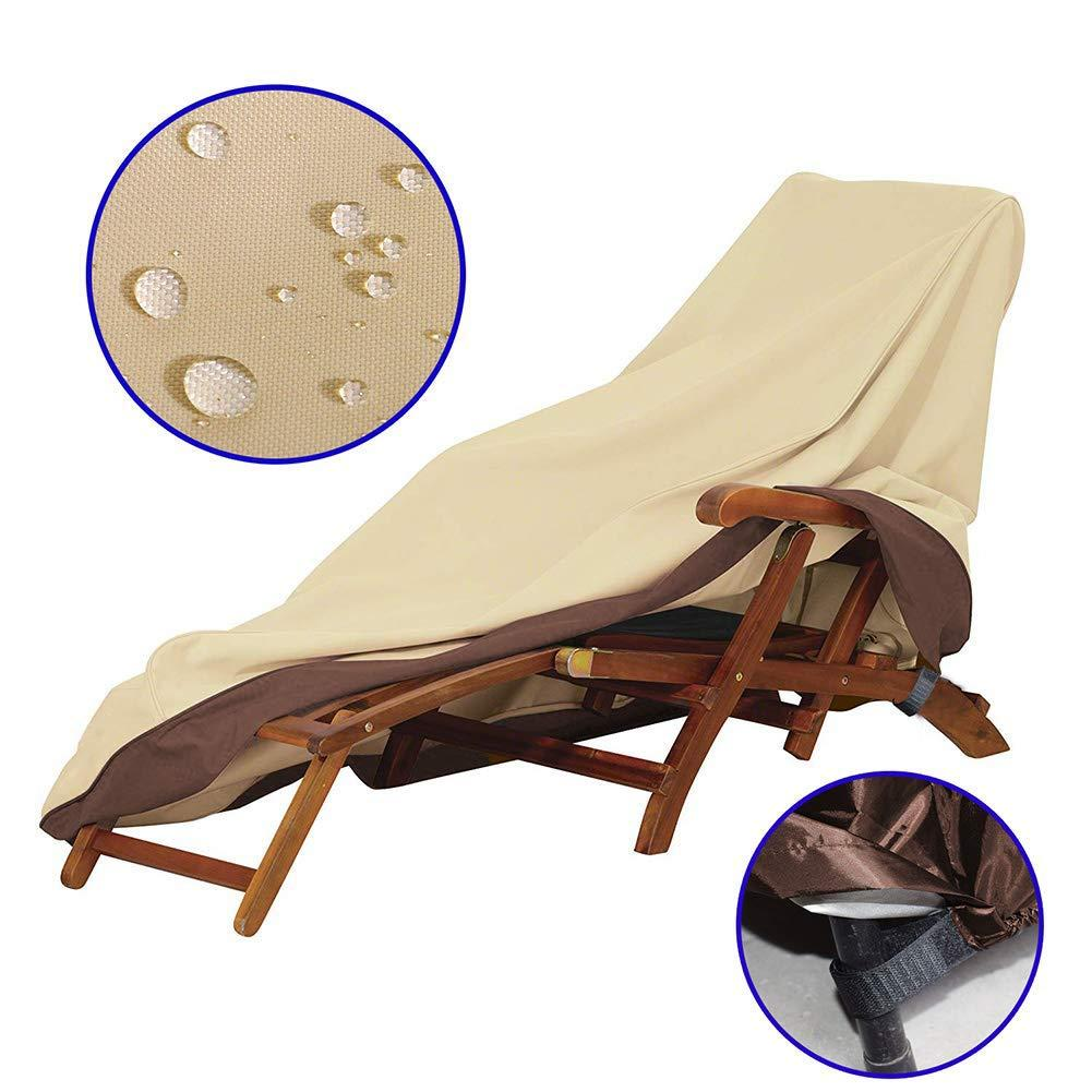 Waterproof Chaise Lounge Cover Home
