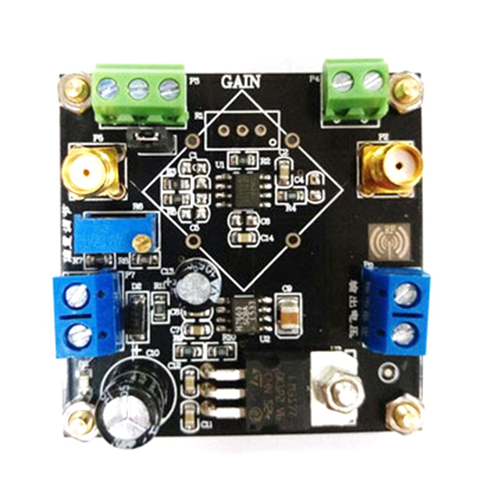 Instrument Amplifier AD623 Amplifier Module Adjustable Single Ended Differential Microvolt Signal DIY Amplifier