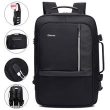 17 Laptop Backpack Women Men Travel Bagpack USB Charge School Bag Smart Mochila Masculina Rucksack 15.6 Notebook Back Pack Bags 2018 foldable travel backpack flap pocket rugzak small duffle bags portable rucksack school bag mochila masculina a26
