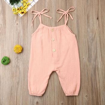 Jumpsuit Baby Warna Pastel  4