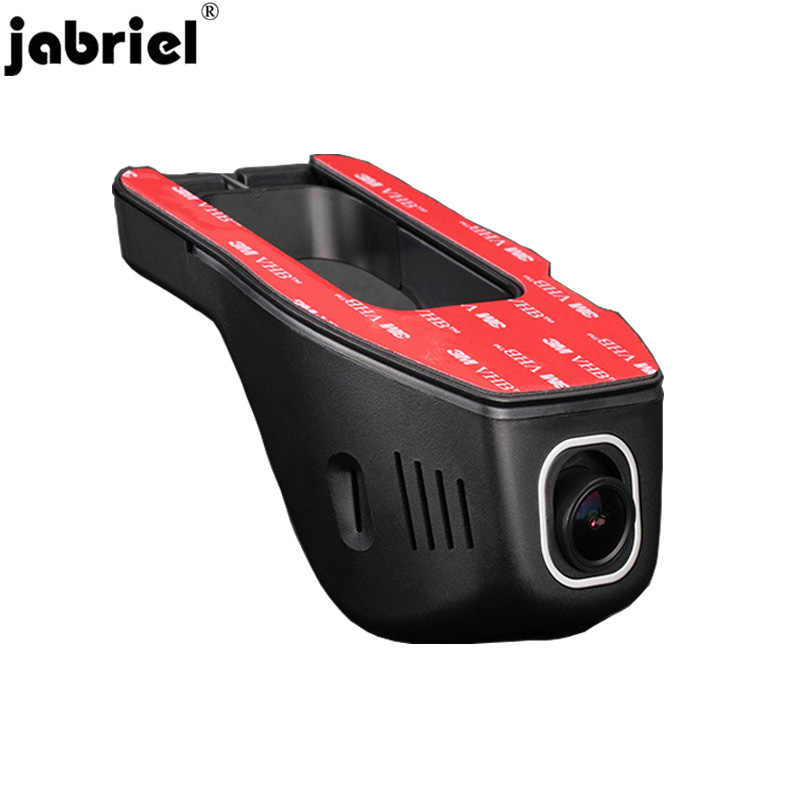 Jabriel 1080P جهاز تسجيل فيديو رقمي للسيارات داش كاميرا 24 ساعة مسجل فيديو كاميرا خلفية لنيسان قاشقاي j11 j10 جوك x تريل t32 مازدا 3 6 cx-5 cx5